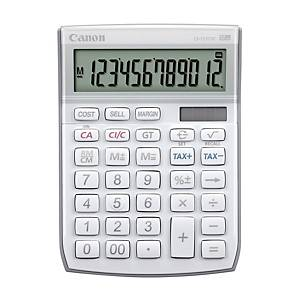 CANON LS-121TSC MINI CALCULATORULATOR WHITE