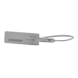 Pack de 100 selos de segurança - 320 x 200 mm - PP