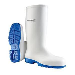 Galochas Dunlop Acifort Classic - branco - tamanho 43