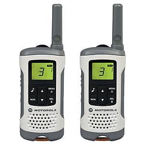 Talkie-walkie Motorola T50 - portée 6 km - par 2