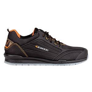 Zapatos de seguridad Cofra Cregan S3 - negro - talla 46