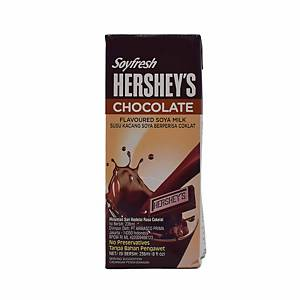 Hershey Soy Milk Chocolate 236ml Pack of 6