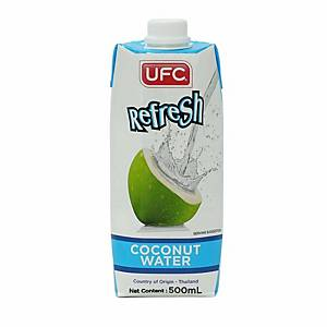 Coconut Water UFC 500ml - Pack of 12