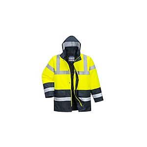 Parka de alta visibilidade Portwest S466 - bicolor - tamanho L