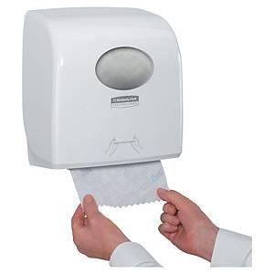 Aquarius Slimroll Hand Towel Roll Dispenser 7955, White