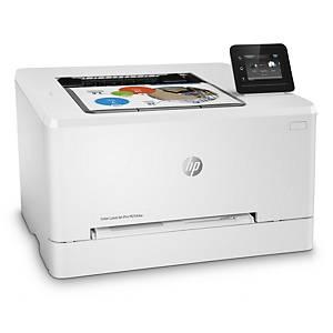 Farblaserdrucker HP Laser Jet Pro M255dw, Blattformat A4, Laser farbig