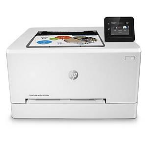 Impressora laser HP laserJet Pro M254dw - cor