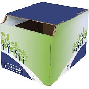 Conteneur de tri Fellowes Bankers Box - 16 L