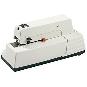 Agrafeuse électrique Rapid Classic 90EC, blanche/noire, 30 feuilles