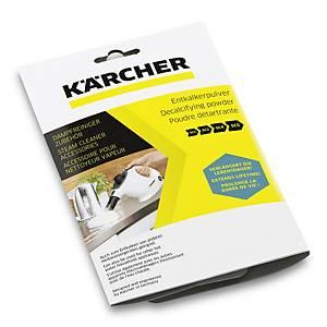 Odvápňovací prášek Kärcher, 6 kusů