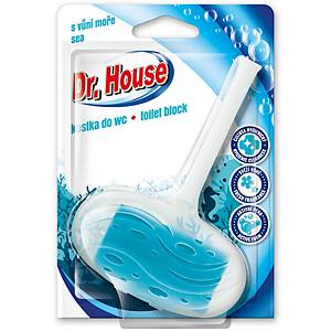 Závesný WC deo blok Dr. House oceán 40g