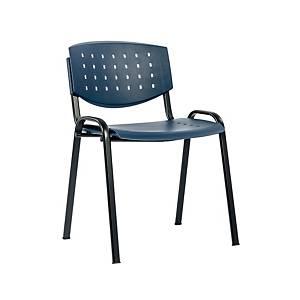 Konferenční židle Antares Taurus Layer, modrá