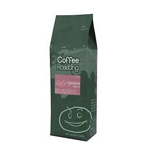 COFFEEROASTING COFFEE BEAN LIGHT 1KG