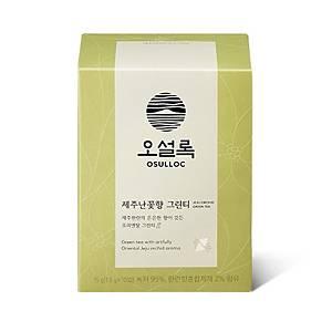 PK10 OSULLOC JEJU ORCHID GREEN TEA 1.5G