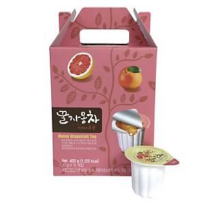 PK15 KKOSSAM HONEY GRAPEFRUIT TEA POTION 30G