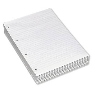 Konferenceblok Bantex, A4, 25 ark, linjeret,