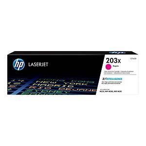 HP 203X (CF543X) Lasertoner, magenta