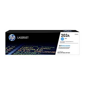 HP 203A CF541A cyan standar yield toner cartridge