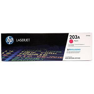 HP laserový toner 203A (CF543A) magenta