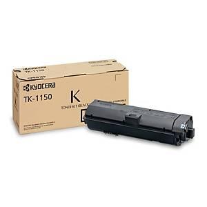 Toner Kyocera TK-1150, Reichweite: 3.000 Seiten, schwarz