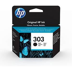 Tintenpatrone HP No. 303 T6N02AE, 200 Seiten, schwarz