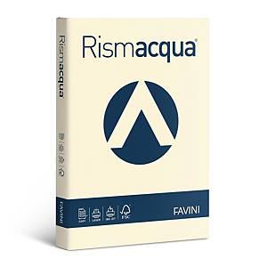 Carta colorata Favini Rismacqua  A4 140g avorio - risma 200 fogli