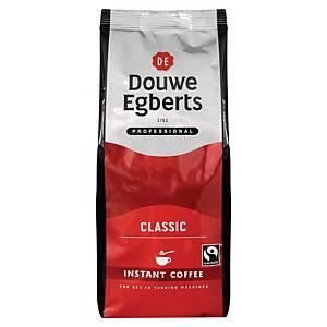 Douwe Egberts Classic Fairtrade instantkoffie, pak van 300 g