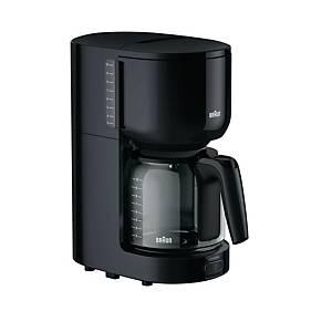 Cafetière Braun PurEase (KF3120), noire