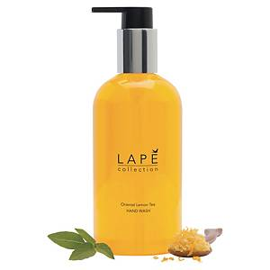Savon mains Lape Collection - thé citron oriental - flacon pompe de 300 ml
