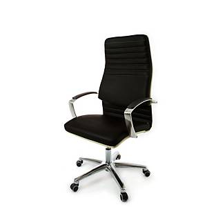 BD8000 DIRECT CHAIR ALU/BLK