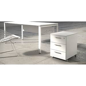 OFITRES BUCK 3DRAWERS  42X55X60 NAT BCH