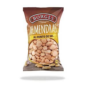 Saco de frutos secos Borges - 30 g - amêndoa salgada