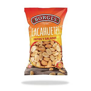 BORGES SNACK PEANUTS 35G