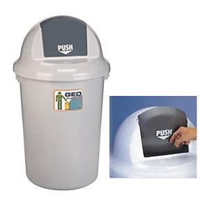 GEO90 有蓋廢紙桶 90L