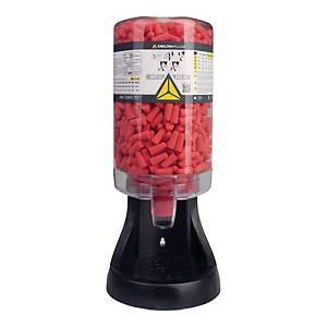 Dozownik wkładek przeciwhałasowych DELTA PLUS Conic Display z wkładem