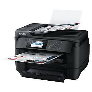 Imprimante multifonction jet d encre couleur Epson WorkForce WF-7720DTWF