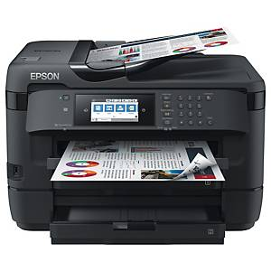 Multifunzione 4 in 1 inkjet a colori Epson Workforce WF-7720DTWF A3