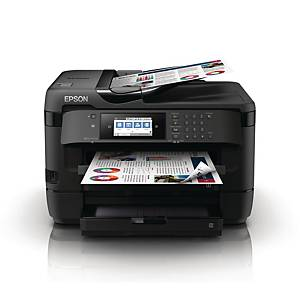 Epson WorkForce WF-7720DTWF Multi-Function Printer Inkjet Colour A3
