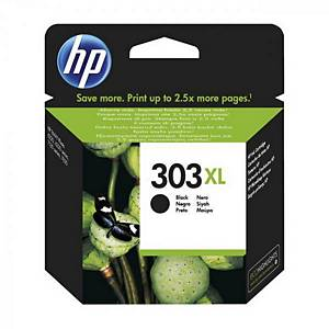 HP 303XL (T6N04AE) inkt cartridge, zwart