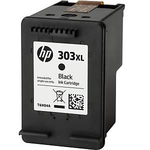 Cartuccia inkjet HP T6N04AE 303XL 600 pag nero
