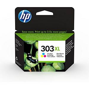 Cartuccia inkjet HP T6N03AE 303XL 415 pag colori