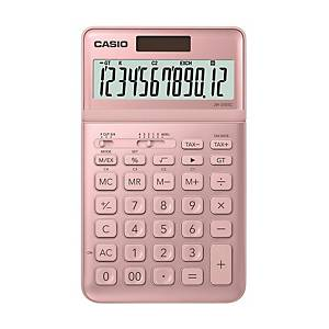 CASIO JW-200SC Desktop Calculator 12 Digits Pink