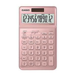 CASIO 卡西歐 JW200SC 桌面計算機 12位 粉紅色