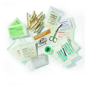 DURABLE 1972 FIRST AID KIT M REFILL