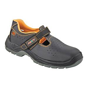Bezpečnostní sandály ARDON® FIRSAN, S1P SRA, velikost 37, šedé
