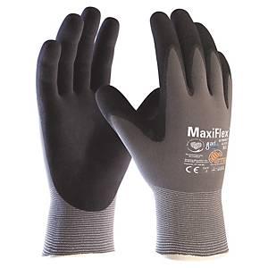 Caja de 12 pares de guantes de precisión ATG Maxiflex Ultimate 42-874 - talla 7