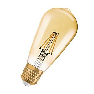 Vintage 1906 ledlamp Classic 4W E27