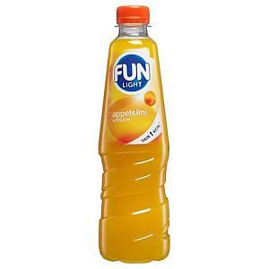Fun Light juomatiiviste appelsiini 0,5L