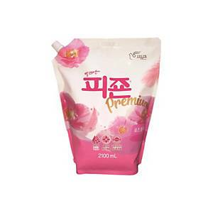 피죤 핑크로즈 리필 2100ml