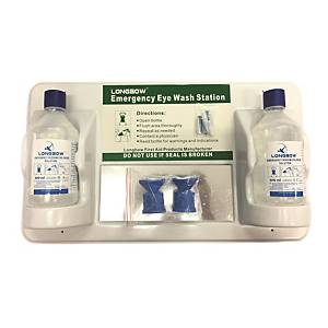 Longbow Eye Wash Kit Set